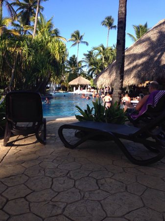 Paradisus Punta Cana Resort : La pileta