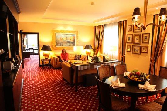 Sheraton Grand Krakow: Stunning suite