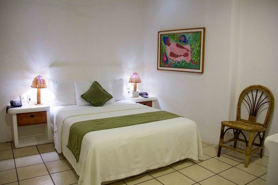 BEST WESTERN Posada Chahue: you'll be surprised with the tranquility. air conditioning and fan, suitable for entertaining an
