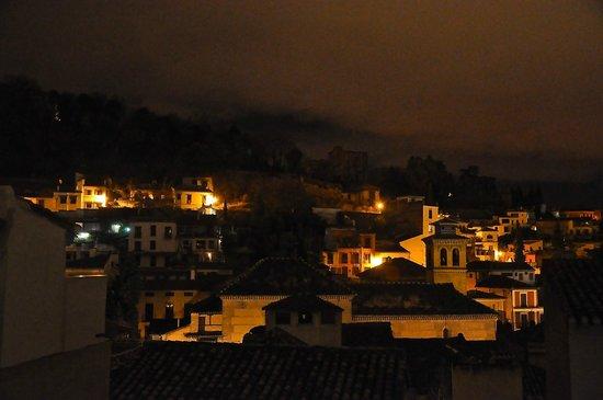 Apartamentos Muralla Ziri: City view