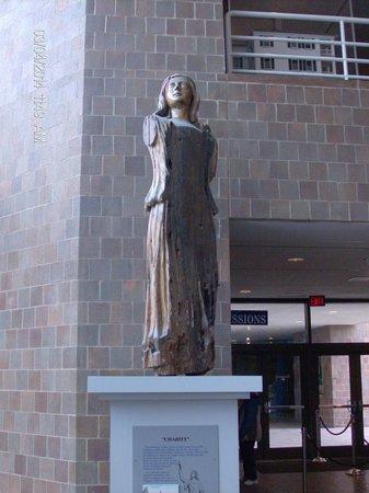 Charleston Museum: Sculpture