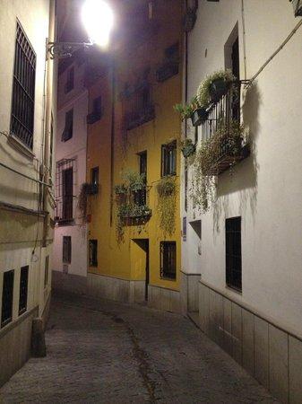 Apartamentos Muralla Ziri: Entrance
