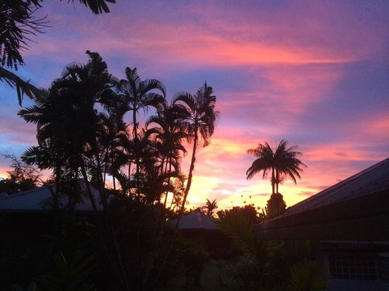 Sinalei Reef Resort & Spa: Sunrise