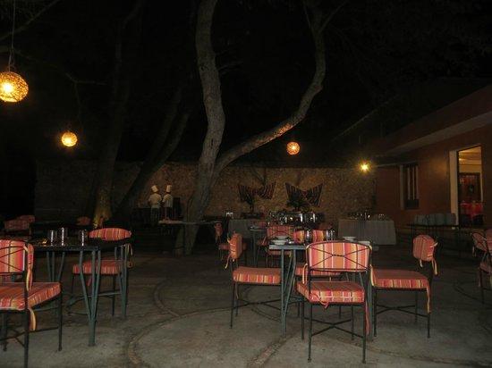 Hotel Hacienda Uxmal Plantation & Museum: Romantic pur
