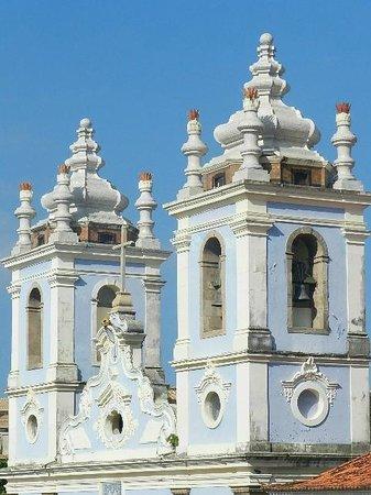Porto da Barra: Igreja Nossa Senhora do Rosário dos Pretos
