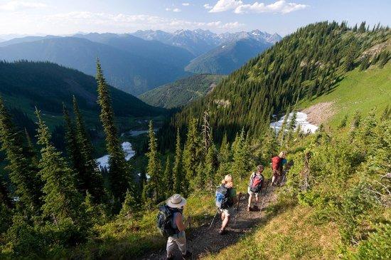 Mountain Trek Fitness Retreat & Health Spa: Hiking Trails