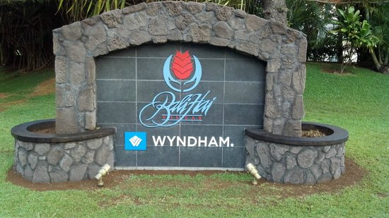 Wyndham Bali Hai Villas: Entry to Bali Hai Villas