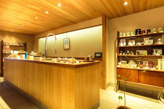 Photo of Japanese Restaurant Ippodo Tea Company at 125 E 39th St, New York City, NY 10016, United States