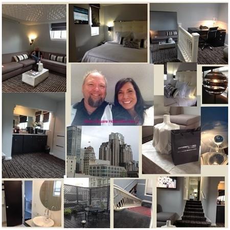 Hotel Union Square: penthouse suite