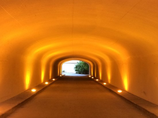 Arizona Grand Resort & Spa : Golf course underpass