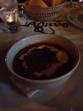 El Agave : Tortilla Soup