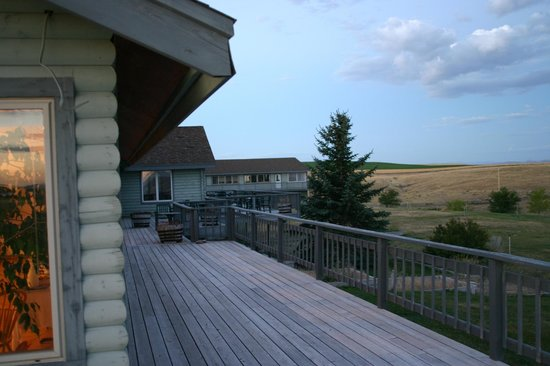 Five Rivers Lodge: Our Beautiful Lodge