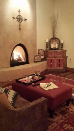 Inn at Desert Wind Winery: Jean Baptiste