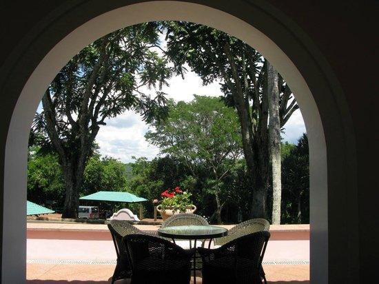 Belmond Hotel das Cataratas: Lovely garden