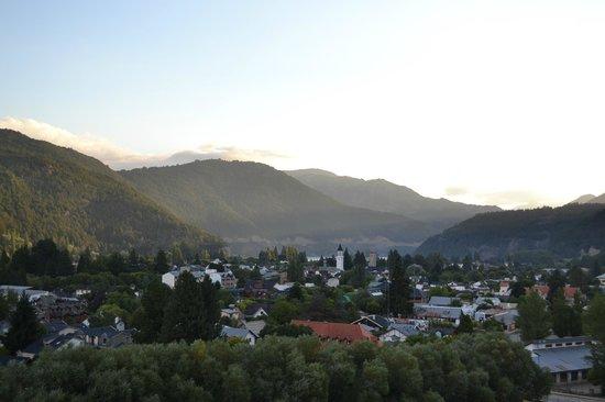 Altos del Alma: Vista desde la cabaña