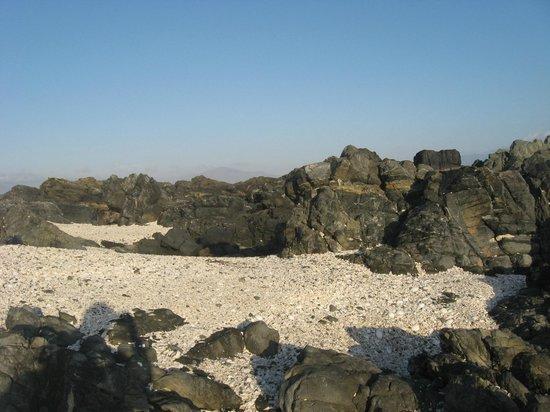 Las Cubas de Cydonia: playa cercana