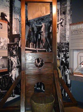 National Museum of Crime & Punishment: Crimen  & Castigo
