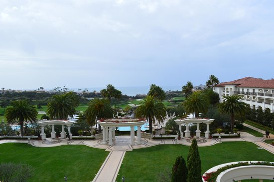 Monarch Beach Resort: View of the grounds