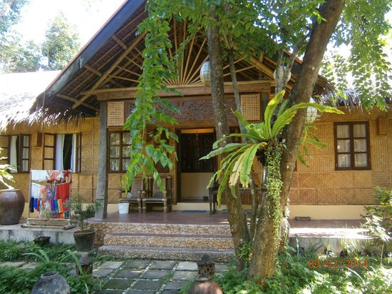 The Sun Villas and Spa: Бунгало на три семьи