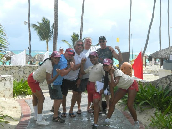 punta cana guys Punta cana is absolutely a place to visit with the one you love white sand beaches with crystal-clear waters, fabulous food, trips into nature on a four-by-four - or on horseback if you're up for the adventure.