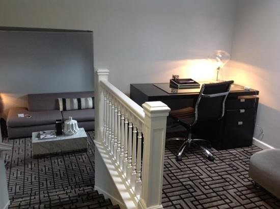 Hotel Union Square : office on the second floor of penthouse