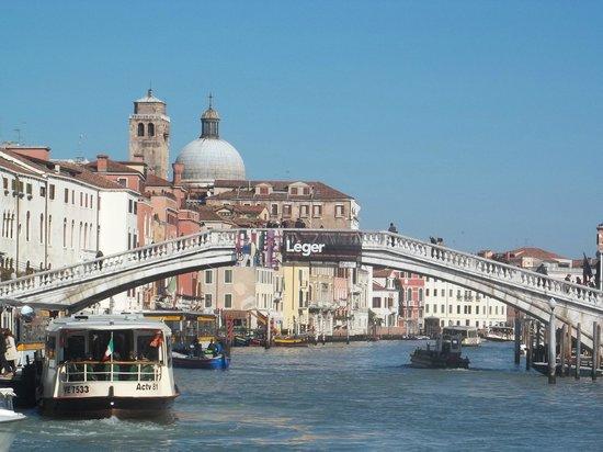 Hotel Carlton Capri: Puente degli scalzi