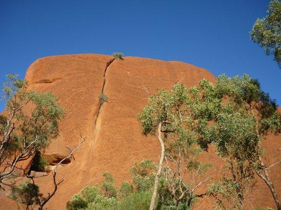 Outback Pioneer Hotel & Lodge, Ayers Rock Resort : Uluru or Ayres Rock - nearby