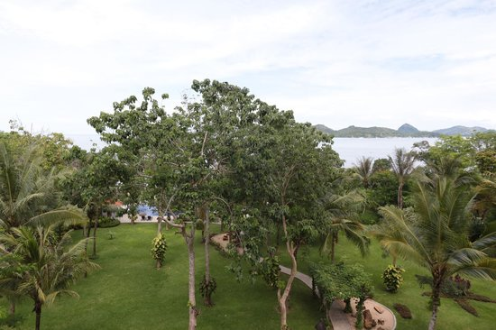Bintang Flores Hotel - Flores Indonesia - The Travel Glow - view from room