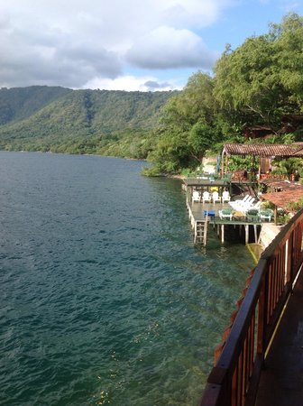 Posada Ecologica la Abuela: Laguna de Apoyo