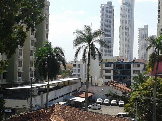 Costa Azul Hotel : panoramica