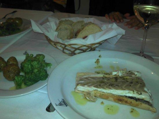 Toscano Restaurante: Peixe inesquecível