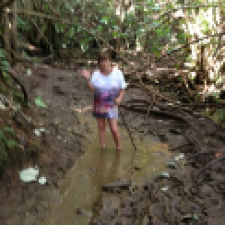 Kayak Kaua'i : me and the mud
