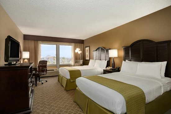 Wyndham Santa Monica At The Pier : Room with Two Double Beds