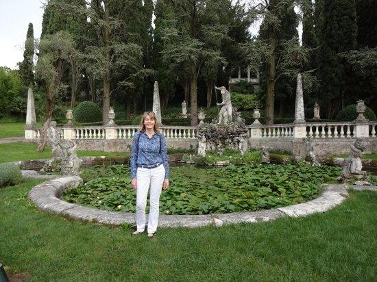 Palace Hotel Villa Cortine: Stunning gardens