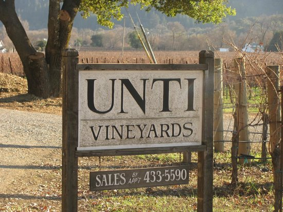 Unti Vineyards: The beginning of great things to come...