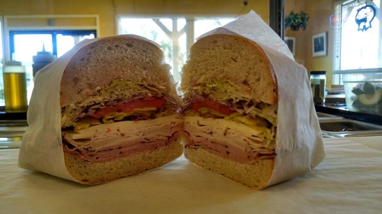 Central Sandwich: Stonehenge