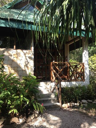 Hotel Tropico Latino : Beach Front Bungalow #7