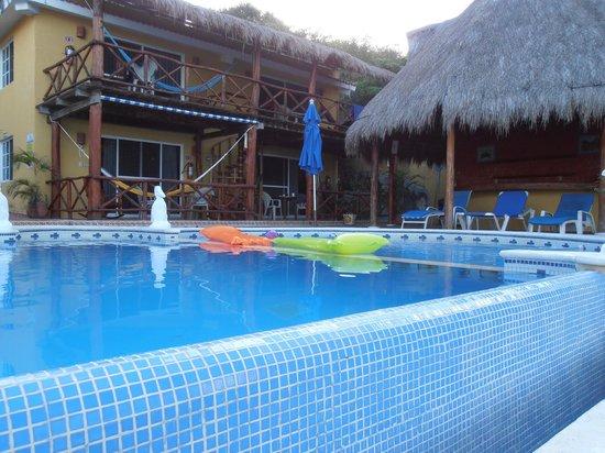 Hotel La Joya: pool