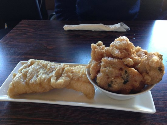 Icelandic Fish & Chips: One of the best cods I have eaten