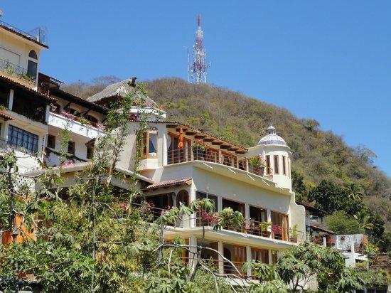 El Centro : Superbes maisons, Zone romantique