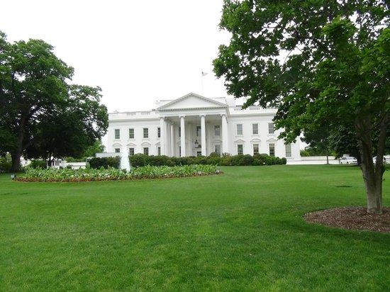 "White House: ""Casa Blanca"""