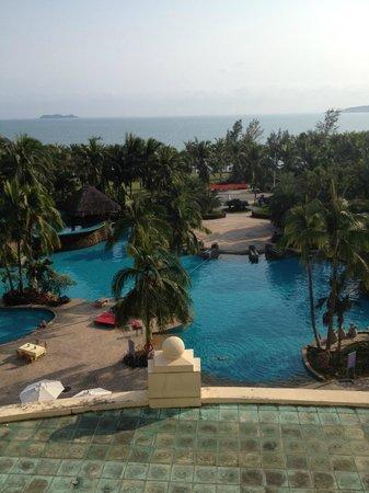 Holiday Inn Resort Sanya Bay: Resort View from room 429
