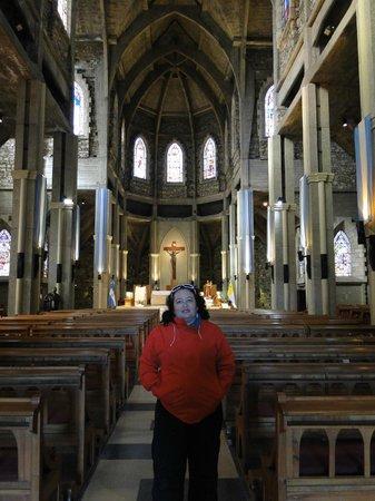 Catedral de San Carlos de Bariloche: Interior