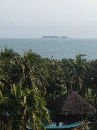 Holiday Inn Resort Sanya Bay: Ocean View from room 429