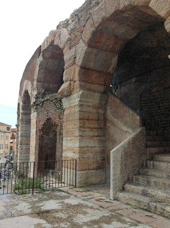 Arena di Verona: Descobrindo os espaços internos