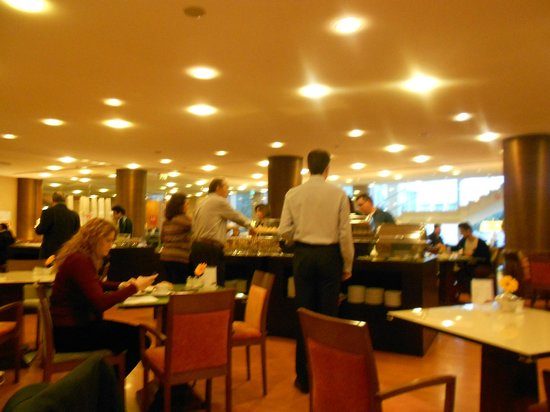 HF Fenix Lisboa : Café da manhã delicioso