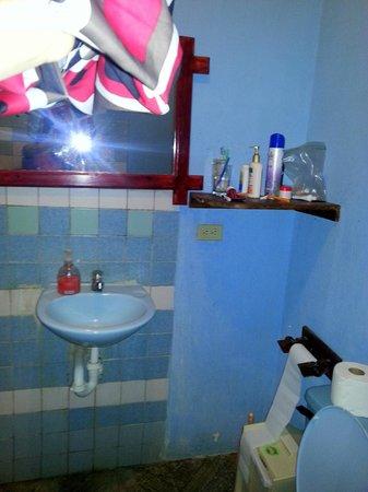 Casa Nostra: Baño