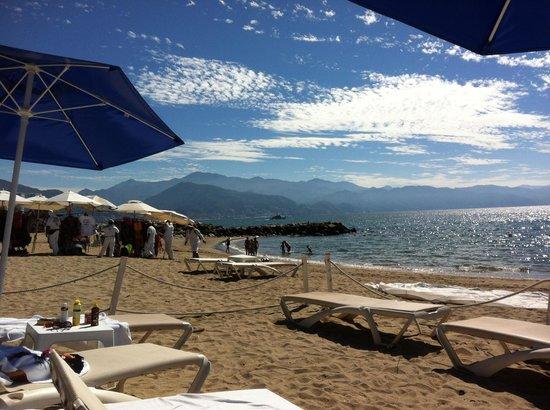 The Westin Resort & Spa, Puerto Vallarta : Westin beach vallarta