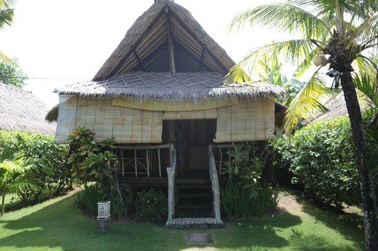 Flower Bud Bungalows Balangan: Flower Bud Bungalows - Uluwatu Bali Indonesia - Balangan Beach - bungalow