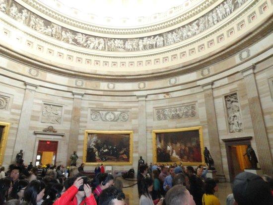 U.S. Capitol Visitor Center: Rotunda